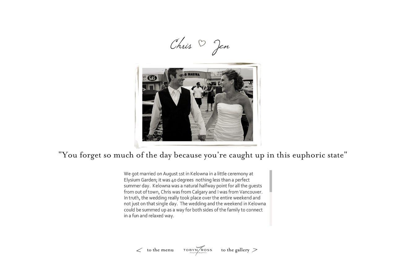 Wedding Photo Story 3