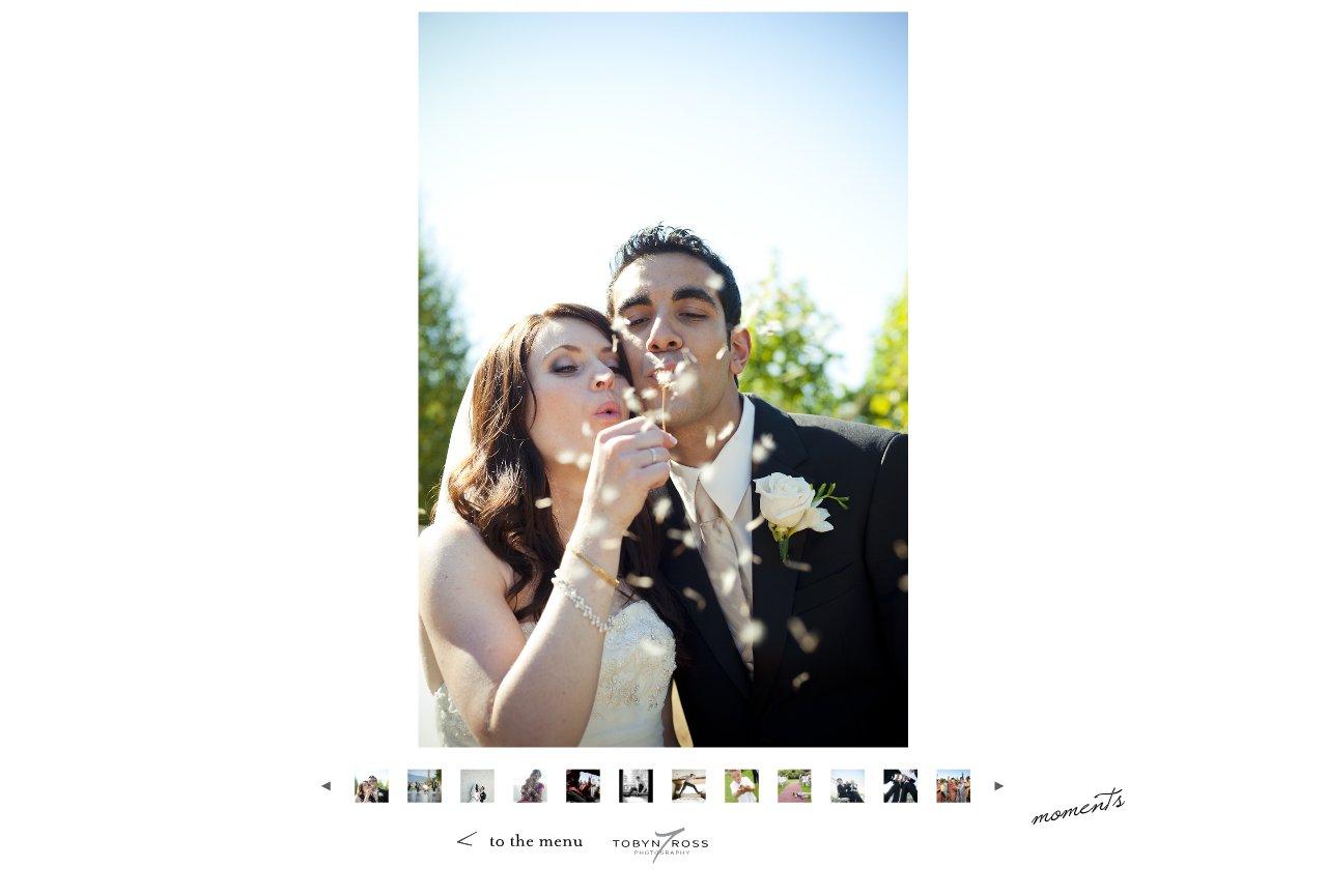 Wedding Photo Moments