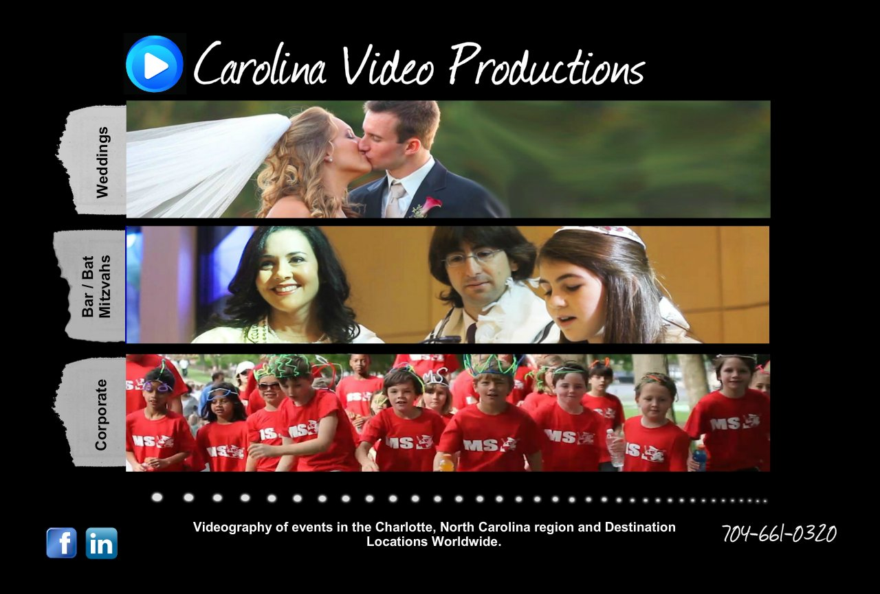 Professional Video for Weddings, Mitzvahs, & Corporate