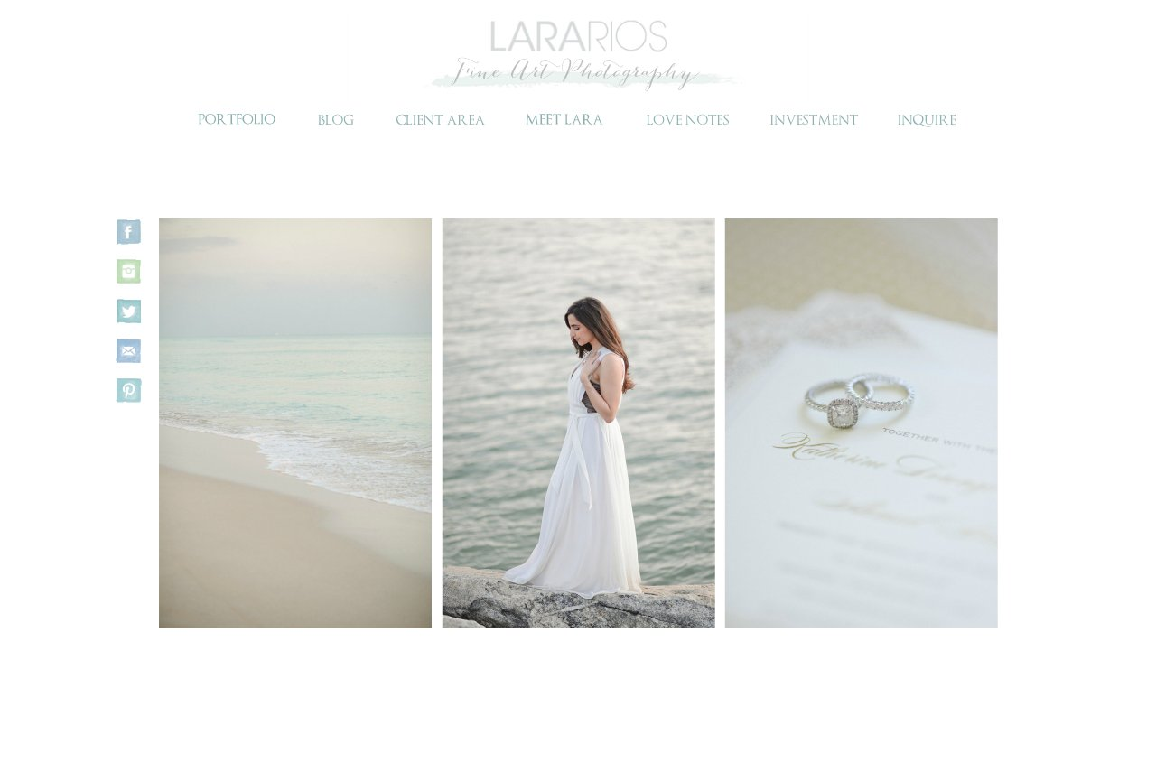 Lara Rios Fine Art Wedding Photography in Fort Lauderdale, Boca Raton, Palm Beach and Miami