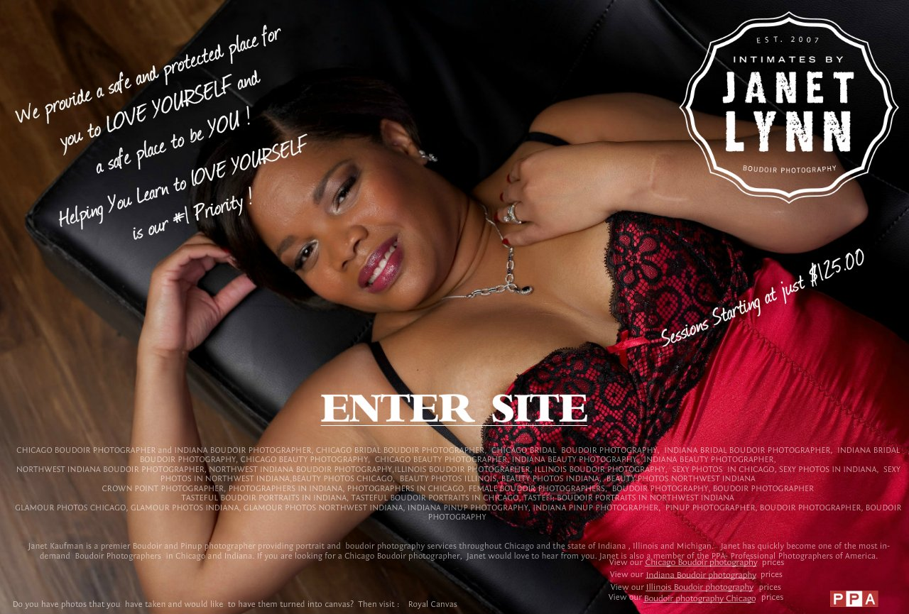 Chicago Boudoir Photographer- Welcome Page-1