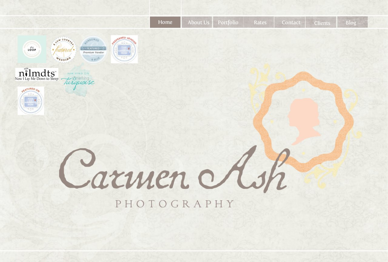 Carmen Ash | World Wide Wedding Photographer