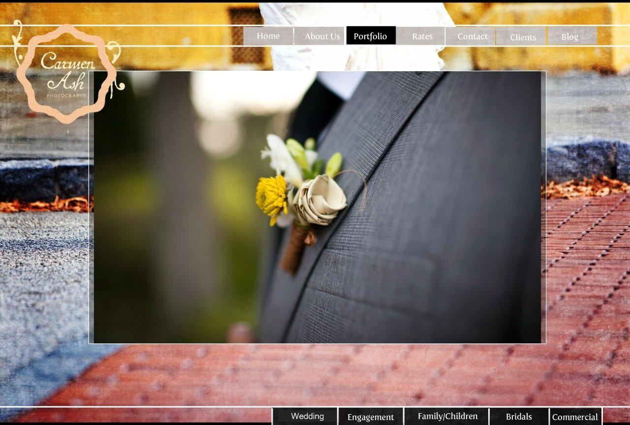 Carmen Ash | Wedding Photographer