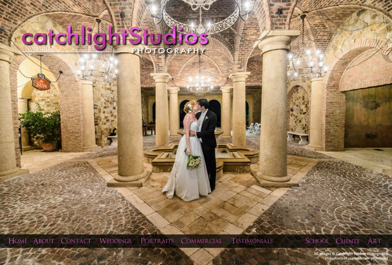 Wedding, portrait and commercial photography in Orlando, Central Florida
