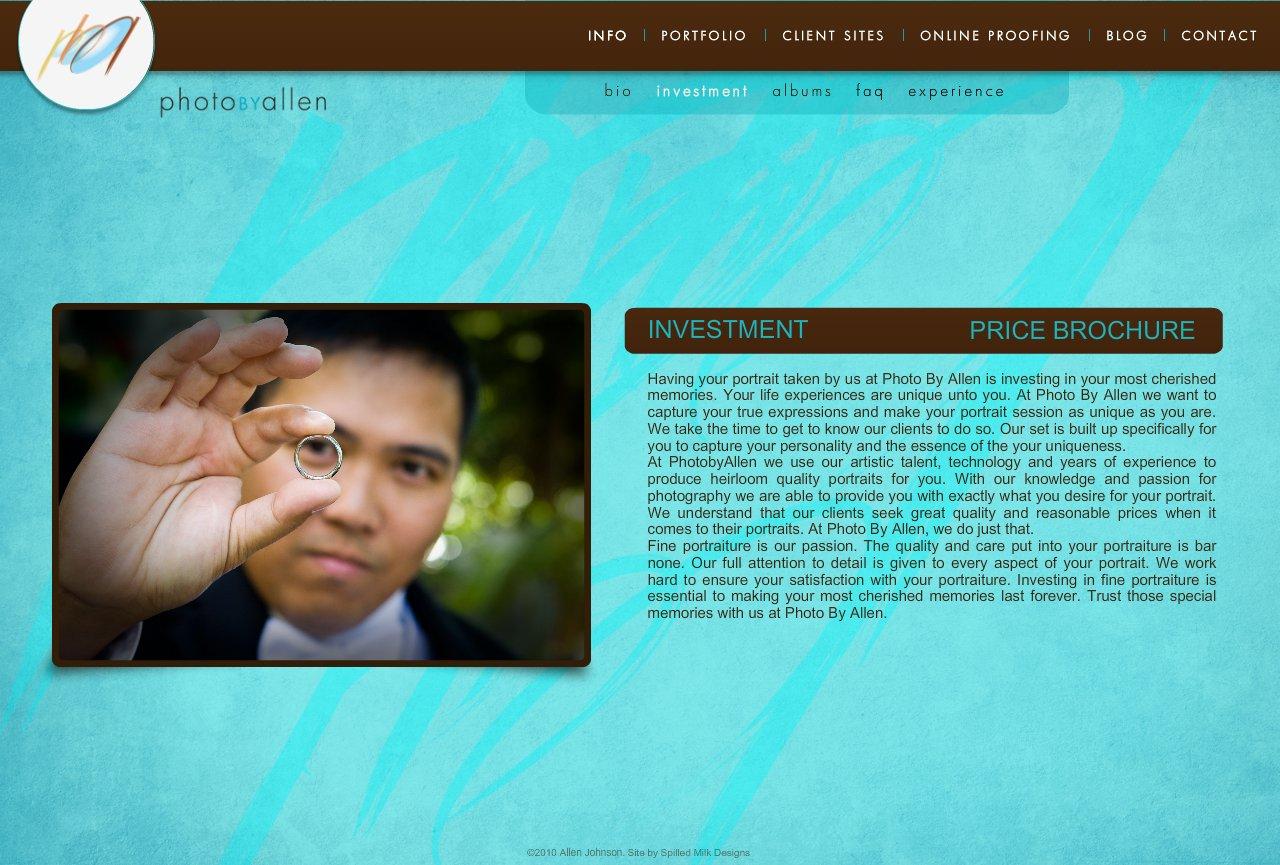 PhotobyAllen | Investment