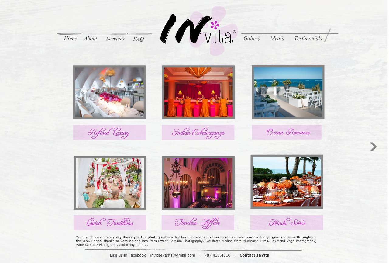 Gallery Index - Invita Wedding + Event Designers - Destination Weddings Puerto Rico - Hindu Indian Destination Weddings Puerto Rico-1
