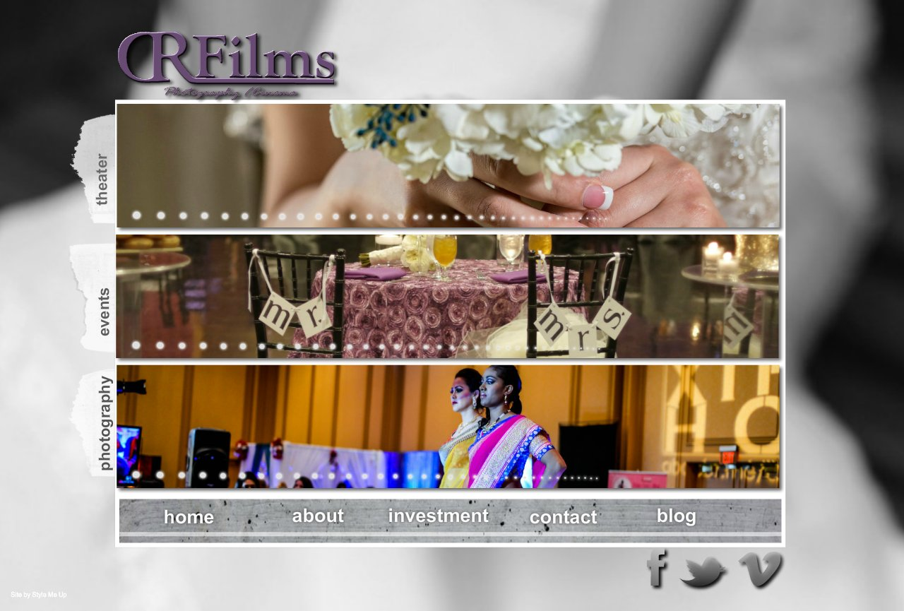 D&RFilms Atlanta wedding films - Home