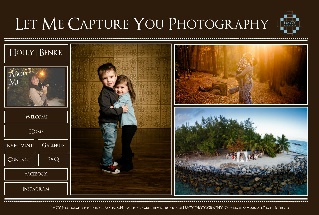 Let Me Capture You Photography