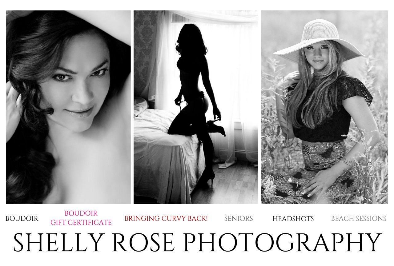 Families, Seniors, Children,  Boudoir and more at Shelly Rose Photography