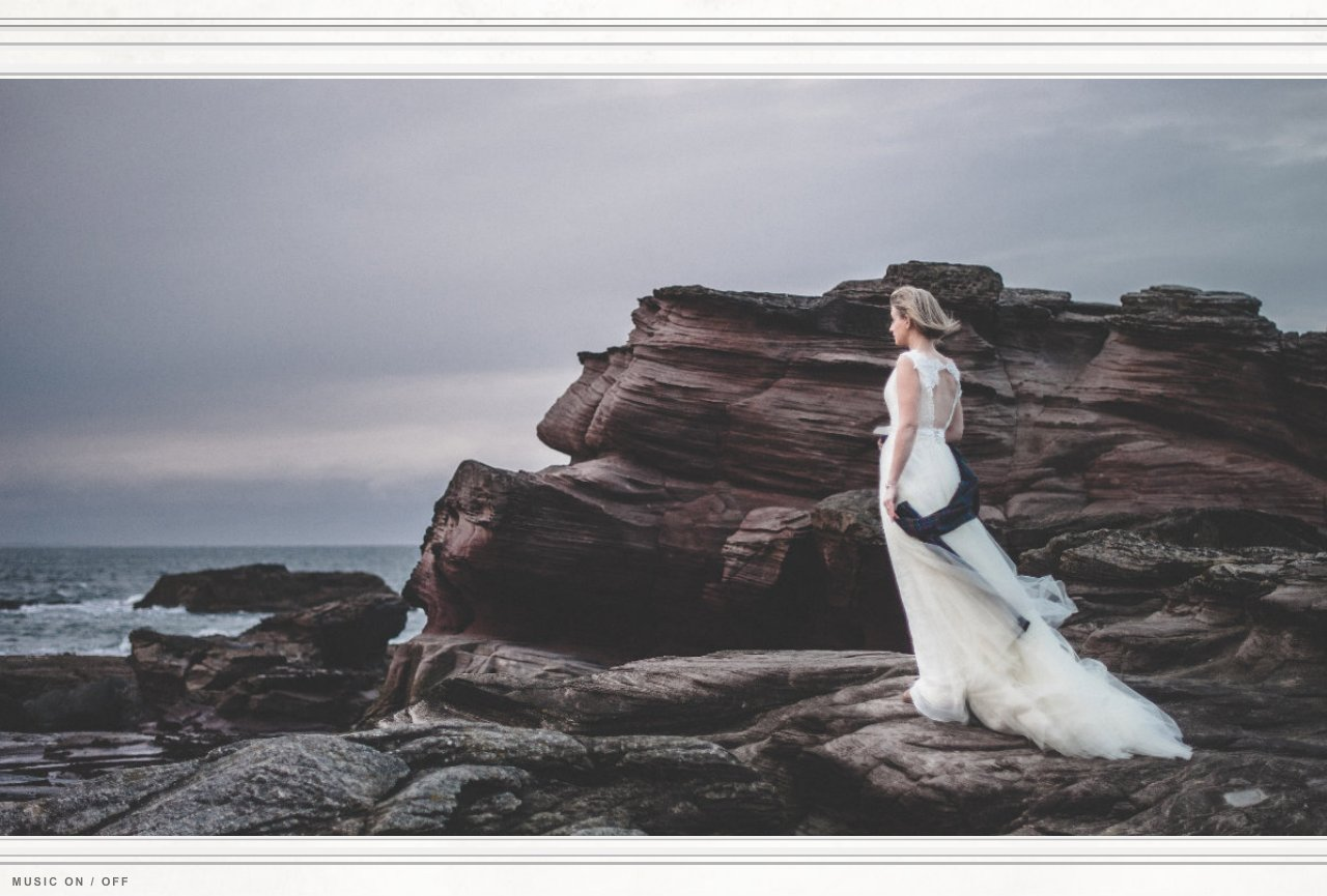 wedding photography for the dearly adventurous
