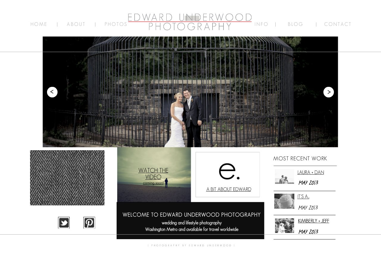 edward underwood photography - Washington DC Wedding and Lifestyle Photographer