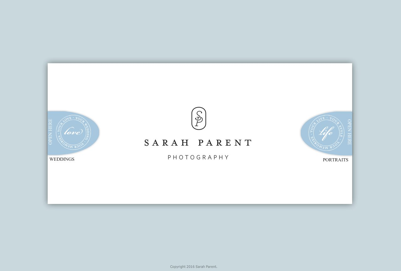 Welcome to Sarah Parent Photography