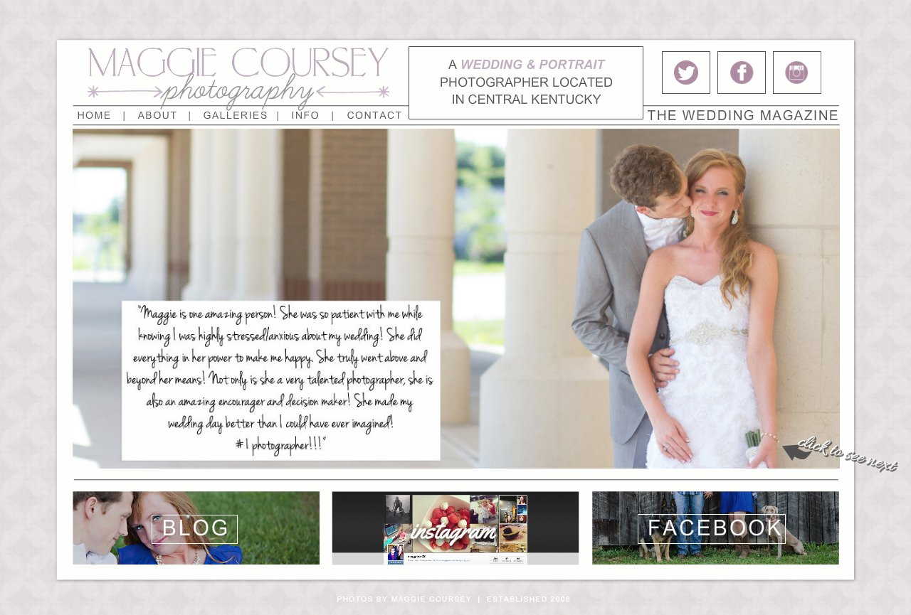 HOME - MAGGIE COURSEY PHOTOGRAPHY A WEDDING & PORTRAIT PHOTOGRAPHER IN ELIZABETHTOWN, KY