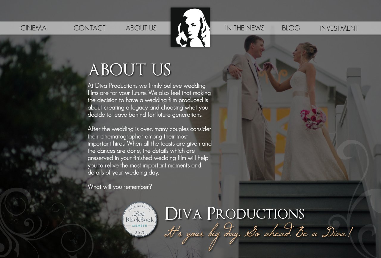 Destin Wedding Video | Diva Productions | About Us
