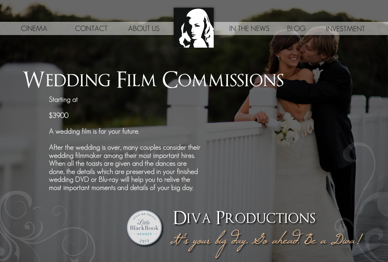 Destin Wedding Video | Diva Productions | Pricing