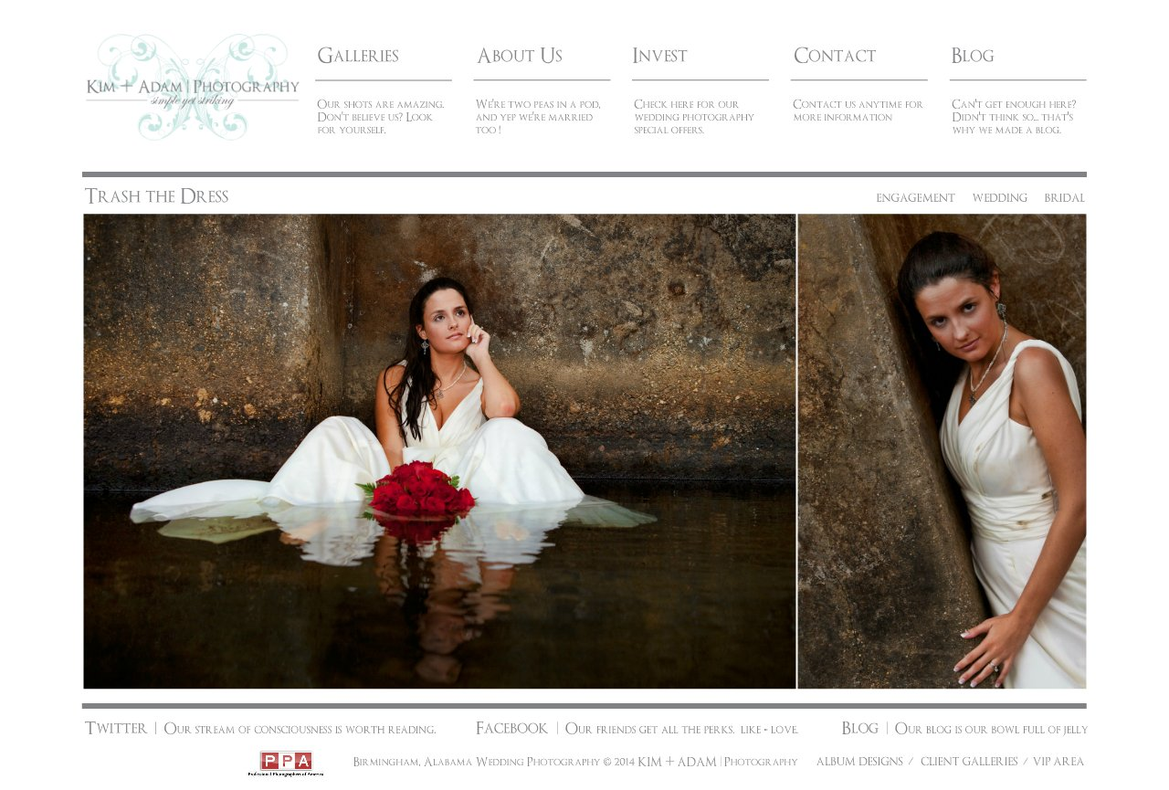 Trash The Dress | Gallery 1