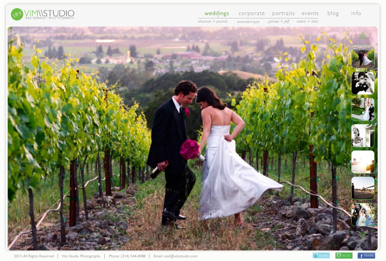 Wedding Photography Slideshow