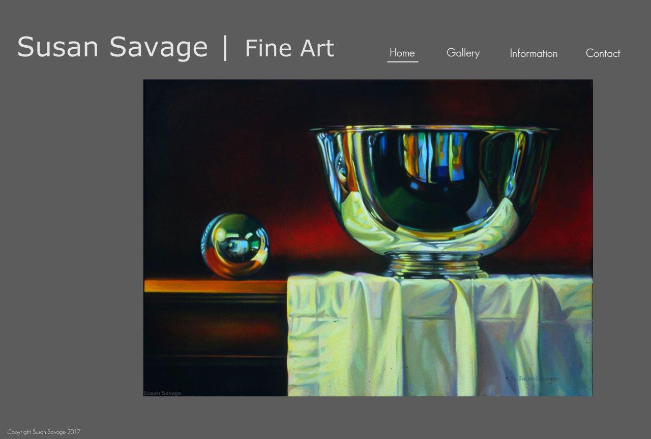 Susan Savage  |  Still Life Fine Art  |  Santa Barbara, CA