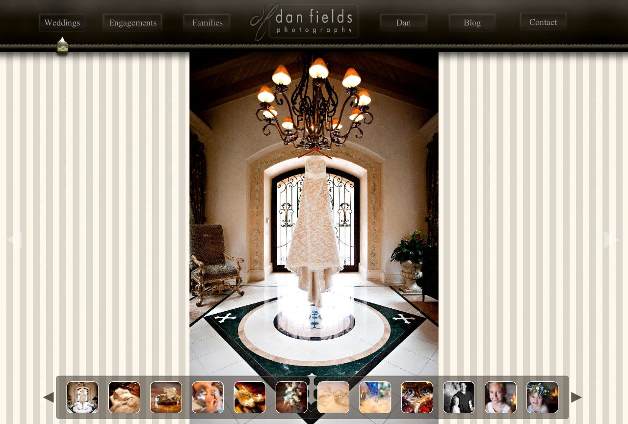 Dan Fields ~ Wedding Photography