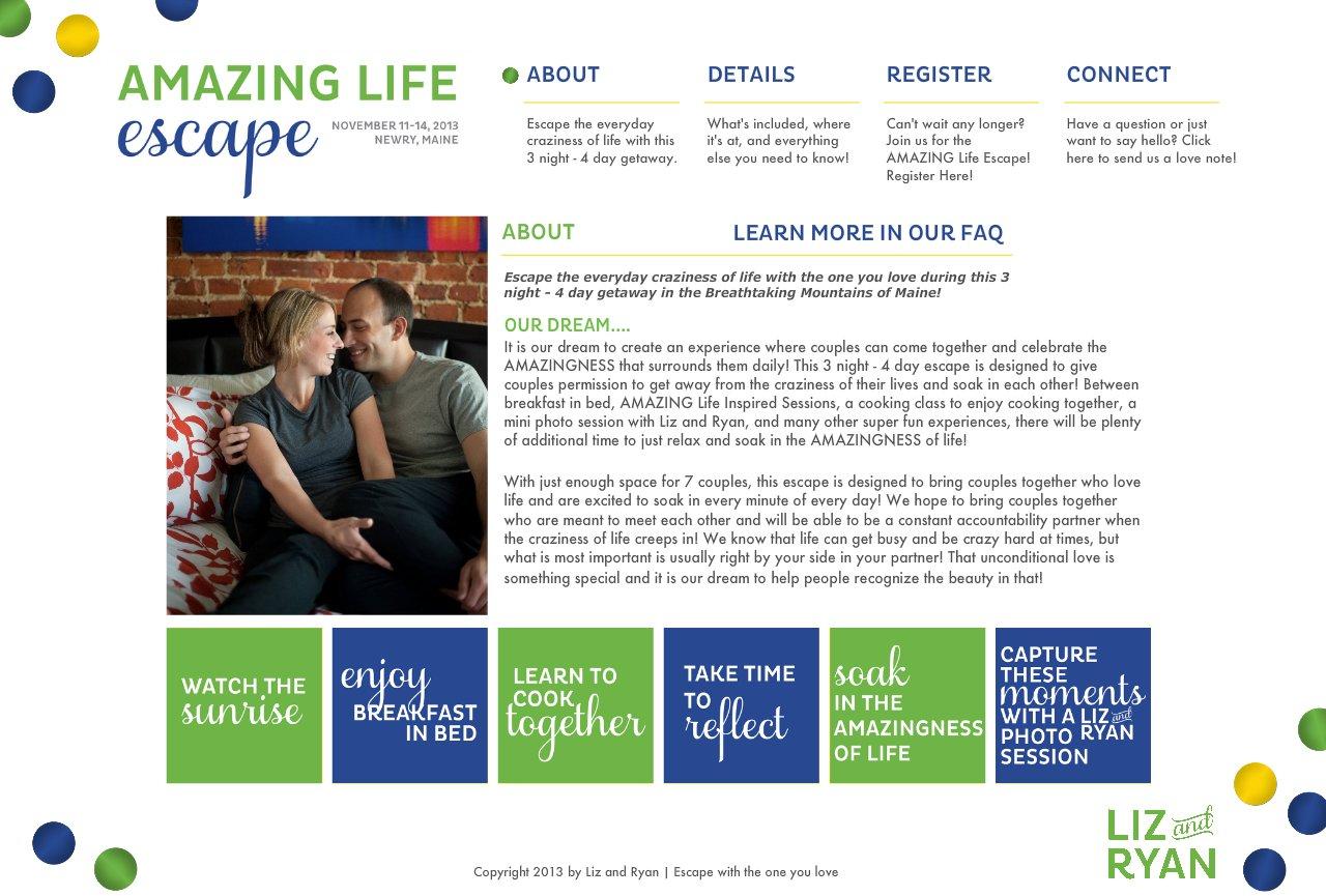 Life Escape-About