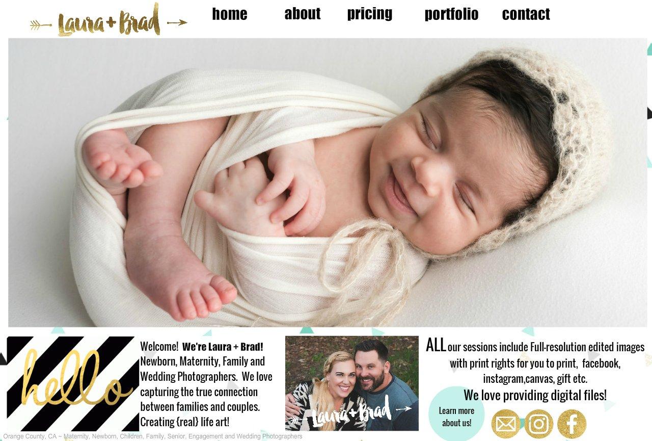 Orange County Newborn Family Maternity And Wedding Photographers