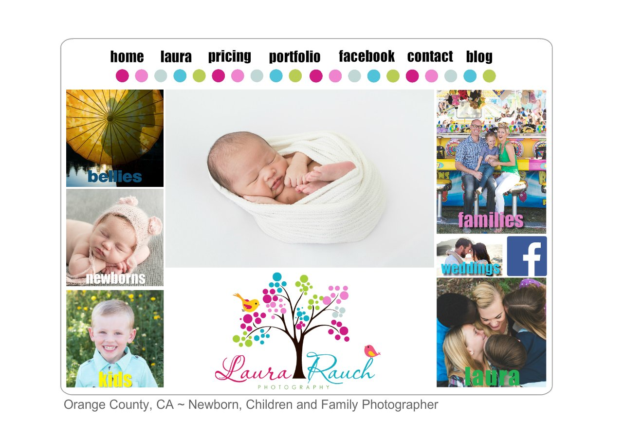 Laura Rauch Photography - Orange County Children, Family, Newborn and Maternity Photographer