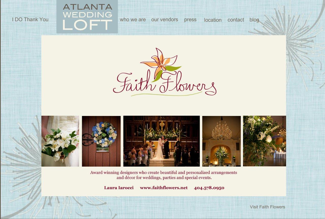 Faith Flowers - Atlanta Floral Design
