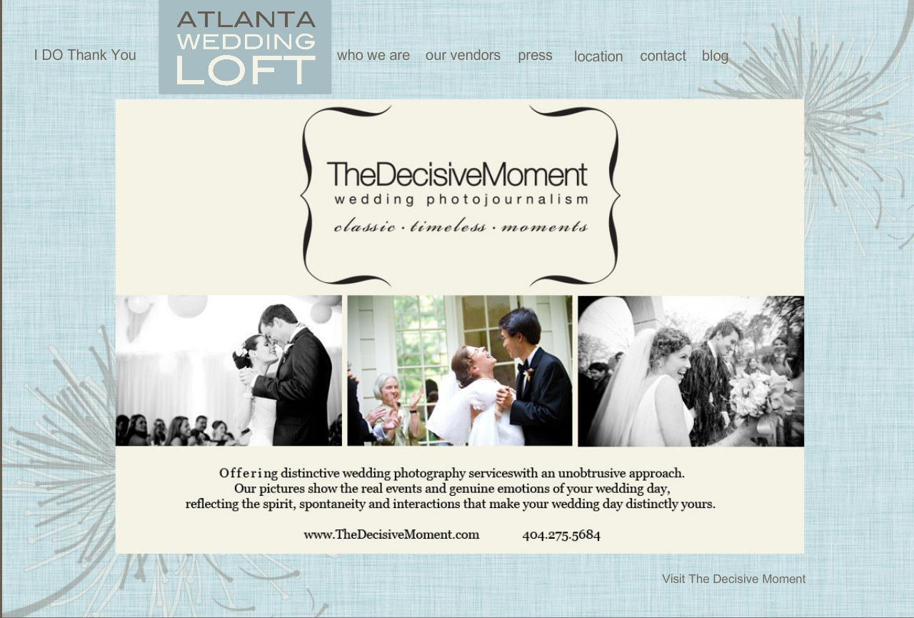 The Decisive Moment Wedding Photojournalism