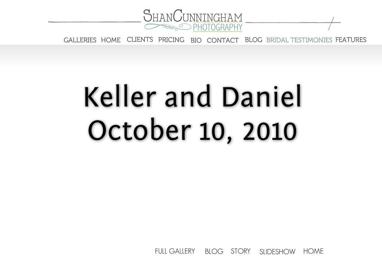 Keller and Daniel Home