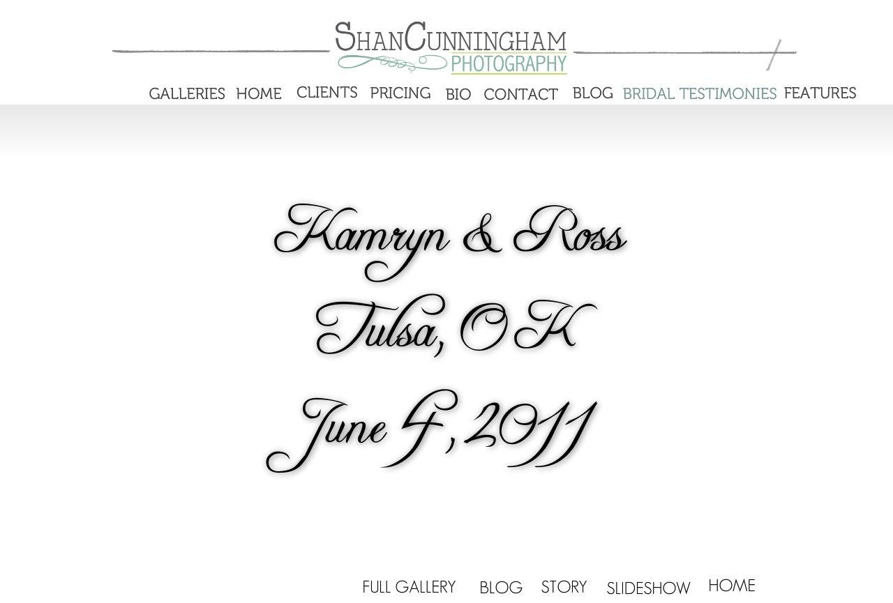 Ross & Kamryn