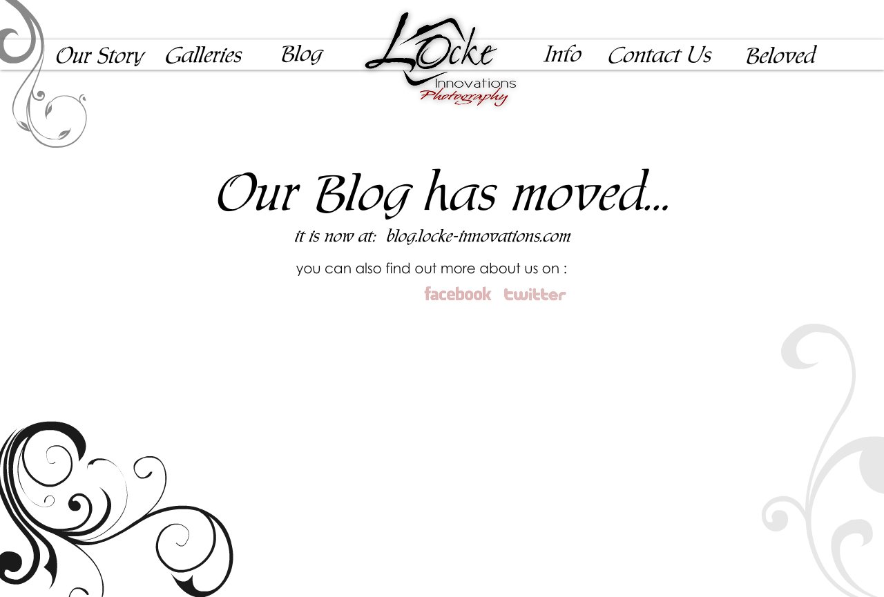 Blog Permanently Moved
