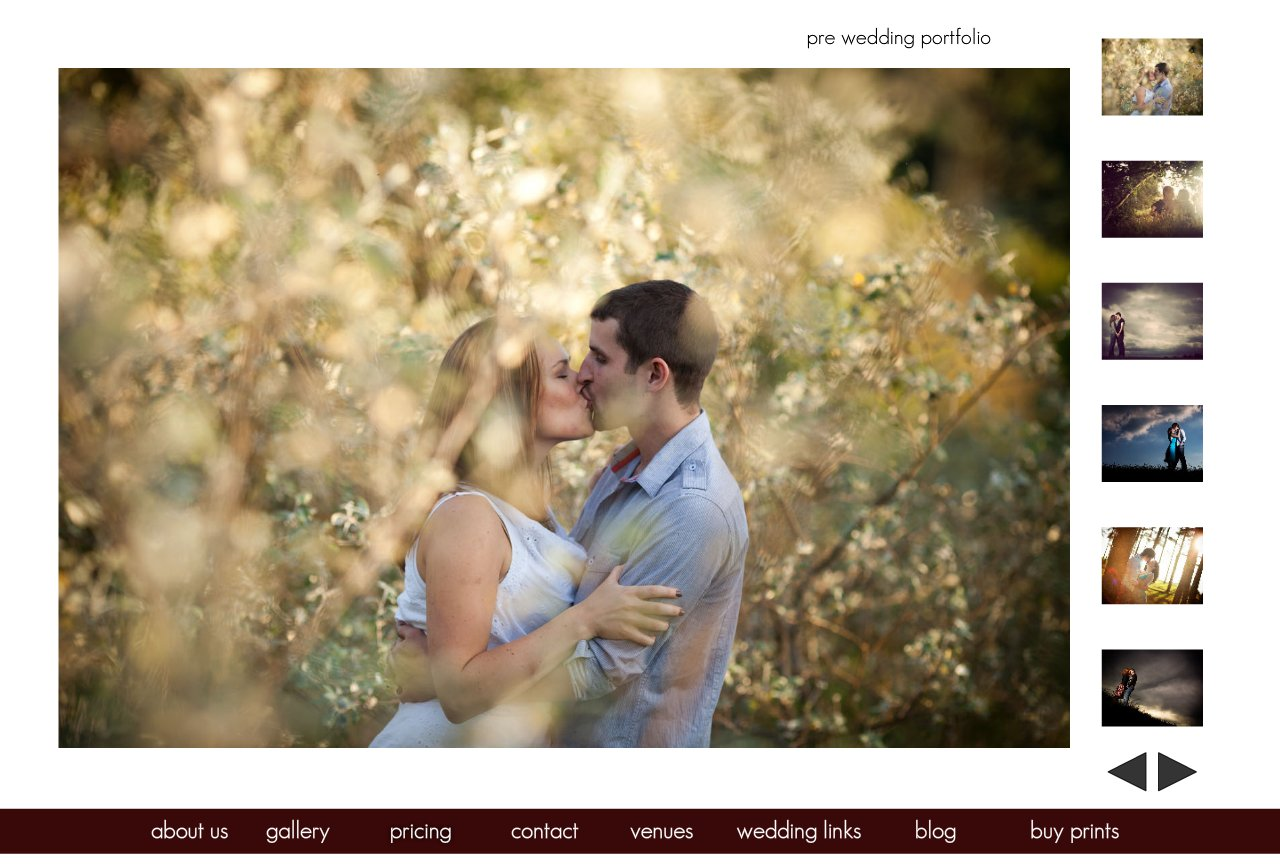 Engagement Photography Gallery