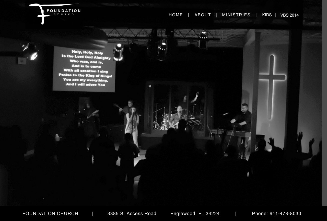Full Gospel - Englewood, North Port, Port Charlotte, Venice - FL