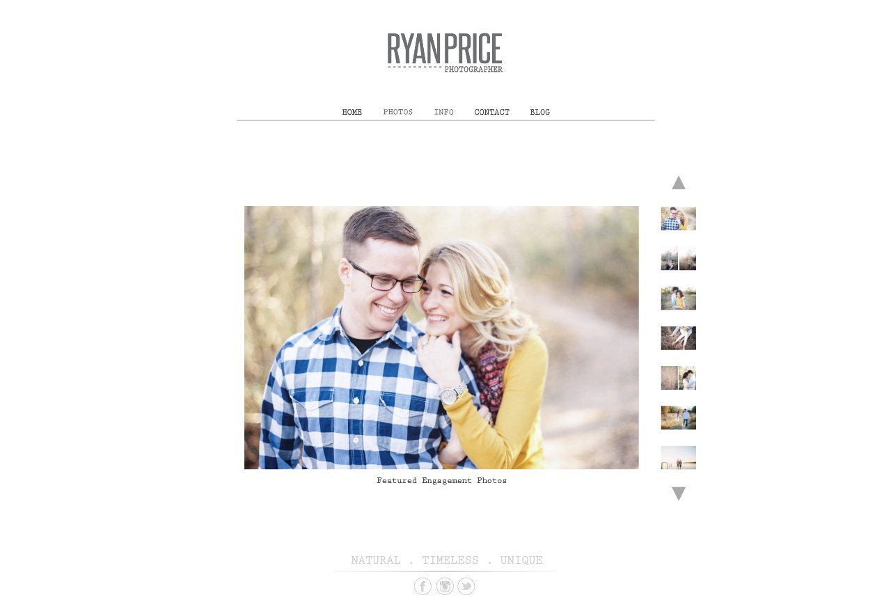 Featured Engagement Photography Gallery