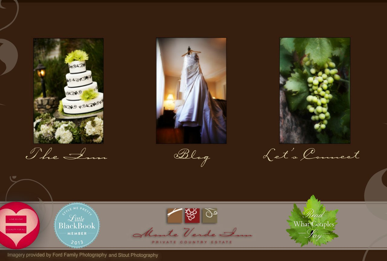 Monte Verde Inn - Weddings