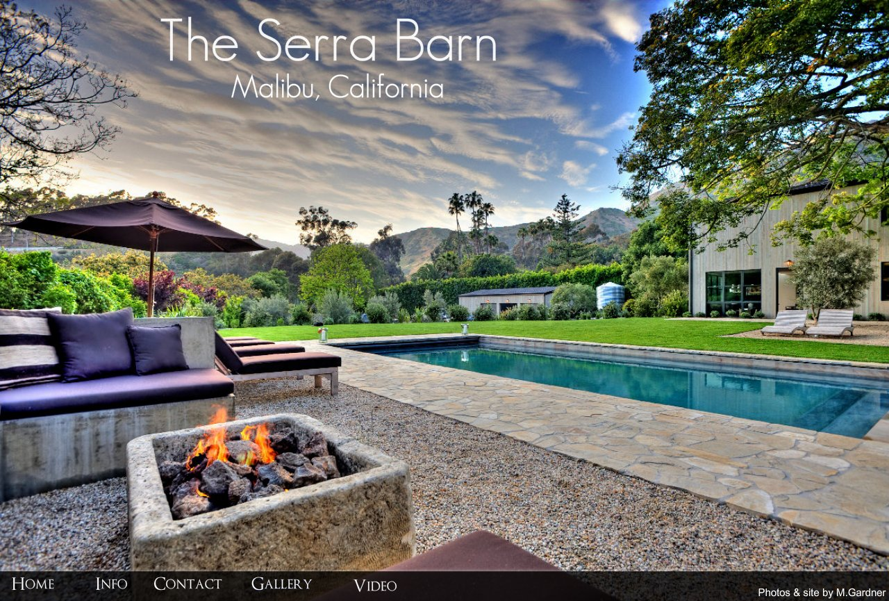 The Serra Barn