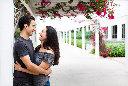 Santa Barbara City College Engagement Photography
