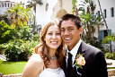Santa Barbara Courthouse Wedding Photography