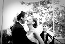 Sonoma County Wedding Photography of The Kiss