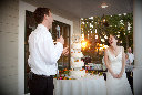 Photography of The Wedding Cake at the Vine Hill House