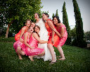 Sonoma County Bridesmaid Wedding Photography