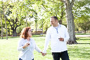 Engagement Photography at the Fess Parker Winery