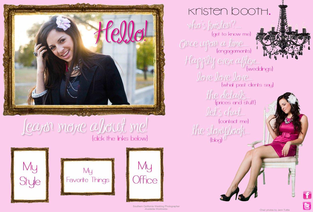 Who's Kristen?