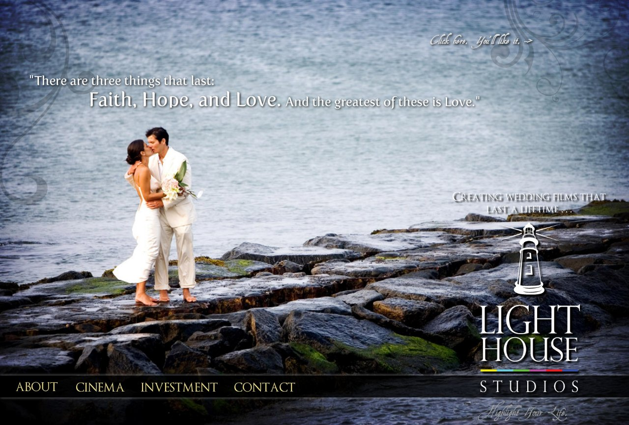 Lighthouse Studios - Wedding films