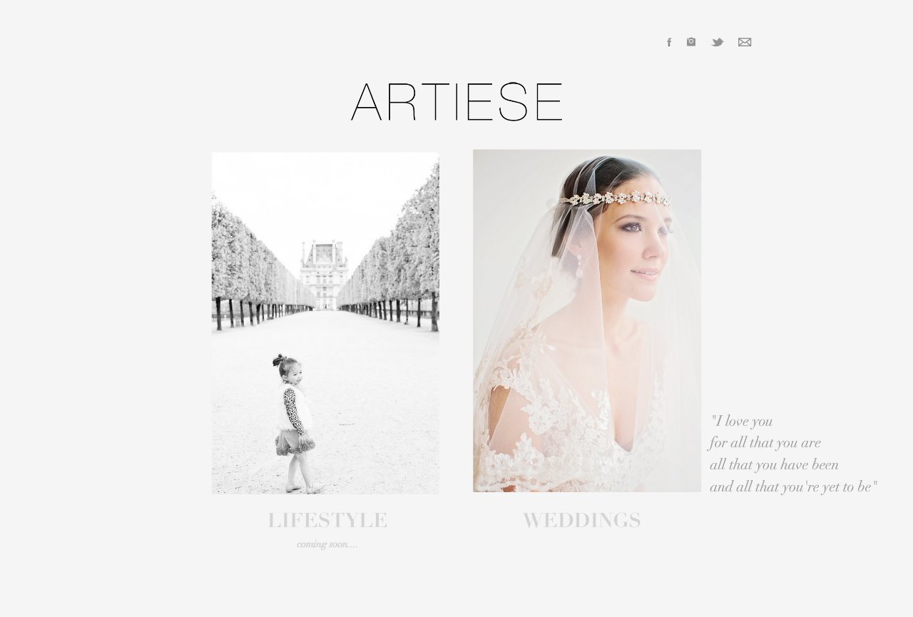 ARTIESE | Toronto and Vancouver Wedding Lifestyle Photographer