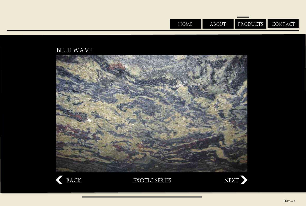 Blue Wave Granite