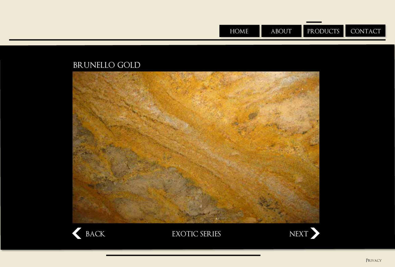 Brunello Gold Granite
