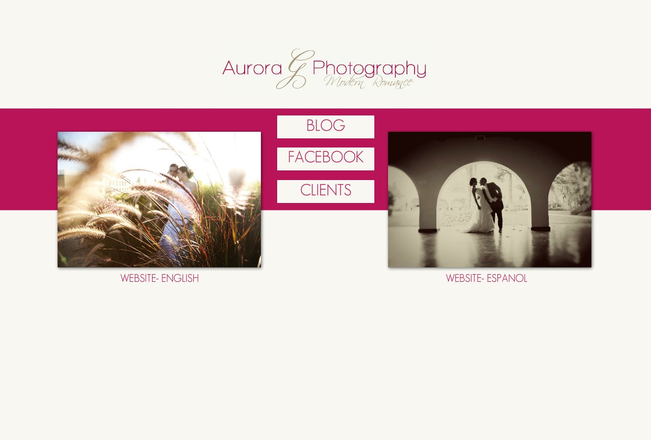 AuroraGPhotography - Modern Romance Photography for the Modern and Stylish Wedding