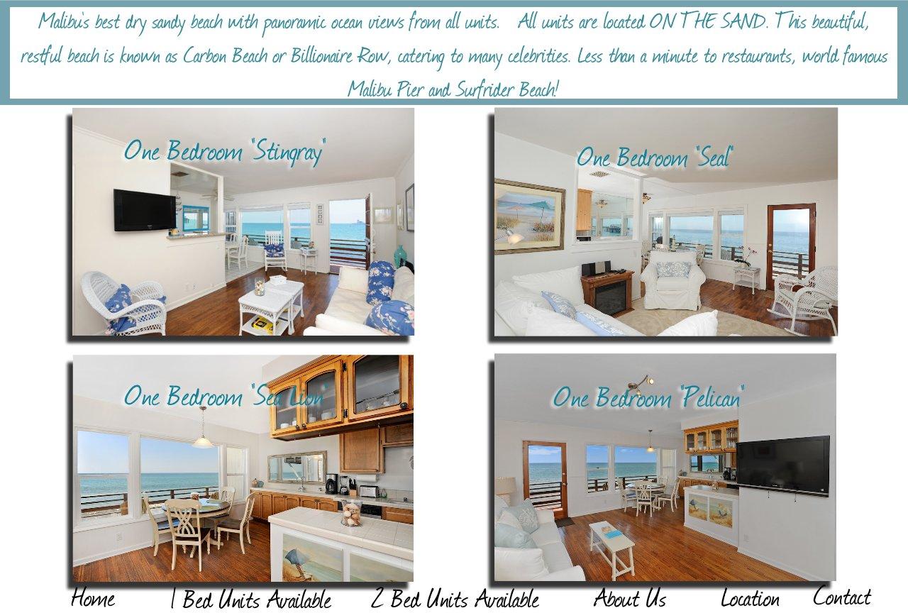 Malibu Beach Rental
