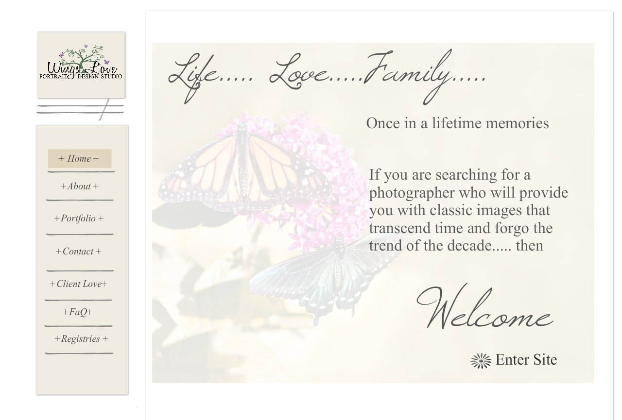 Wings of Love, Hudson Valley Newborn, Child, Family and Wedding Photographers